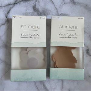 Shimera Adhesive Nipple Covers - 4 pairs